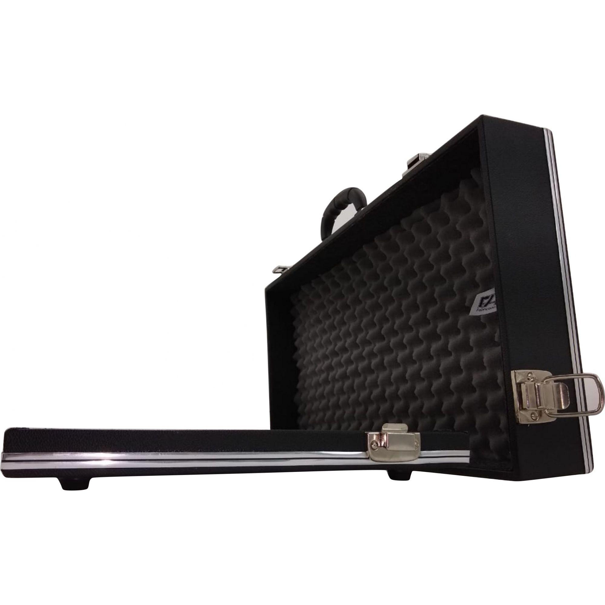 Case Para 6 (seis) Pedais Luxo