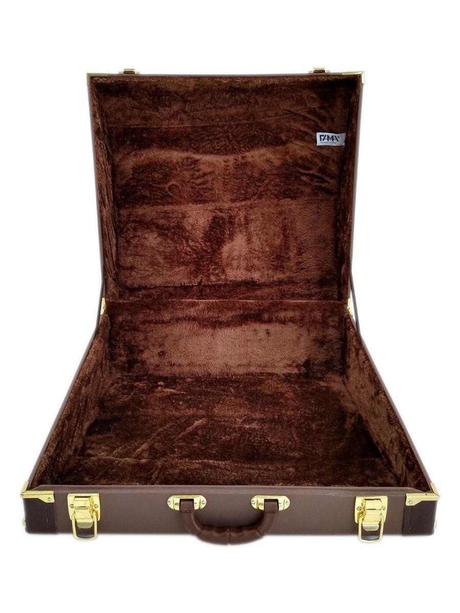 Case Térmico Para Acordeon 80 Baixos Extra Luxo