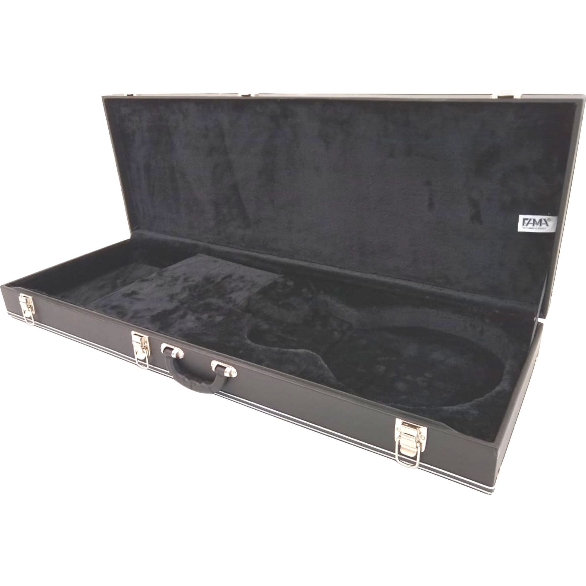 Case Para Guitarra Com Molde Les Paul