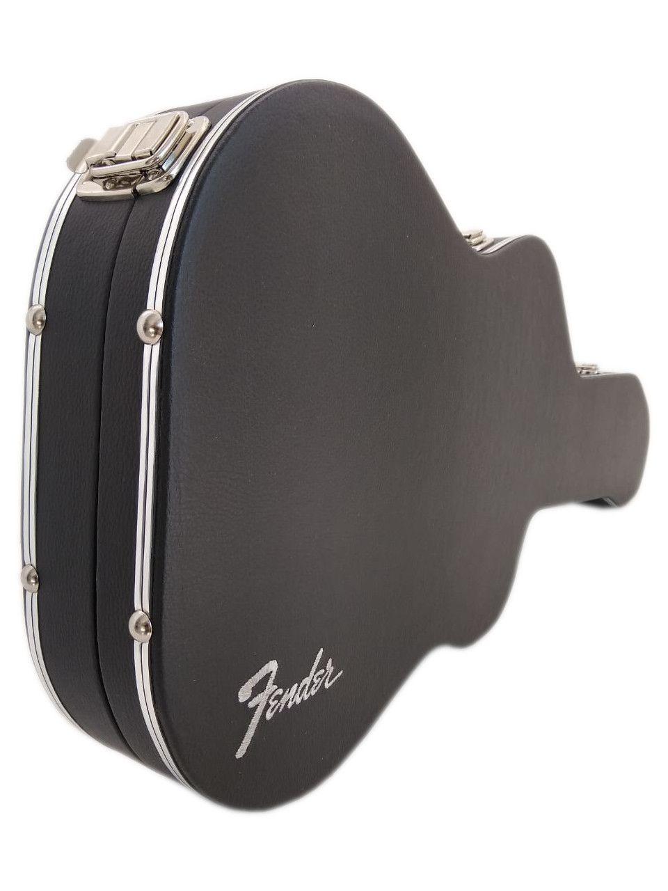 Case Térmico Para Guitarra Strato Logo Fender Luxo