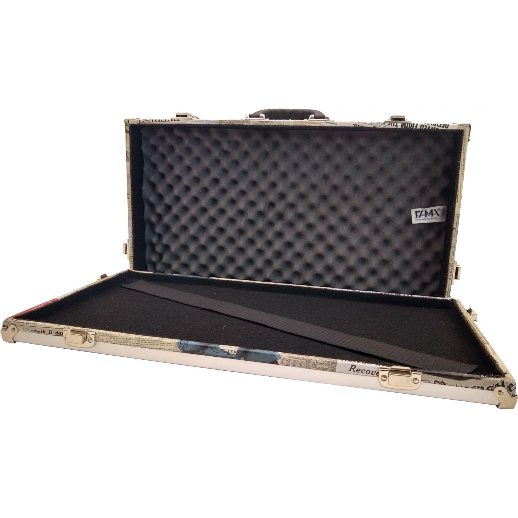 Case Para Pedais 70x40x10cm London