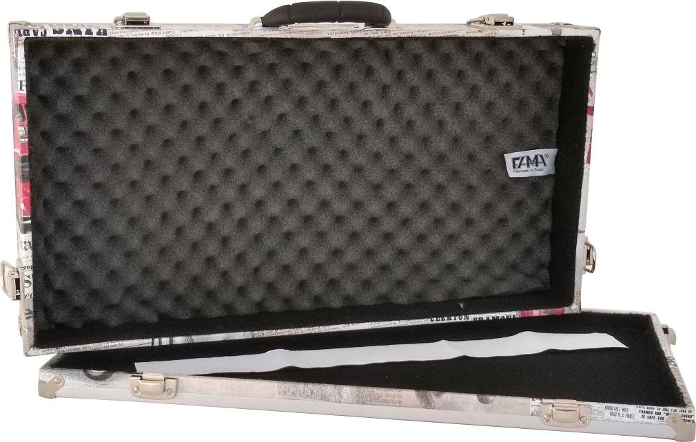 Case Para Pedaleira 55x35x15cm London