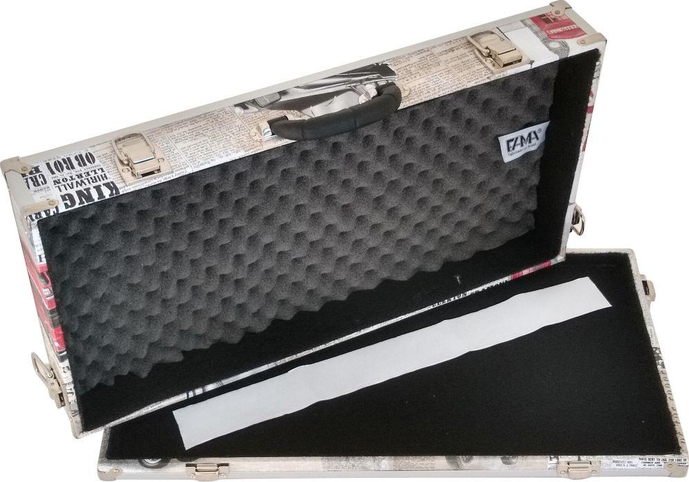 Case Para Pedaleira Zoom G9.2 Tt Tema London