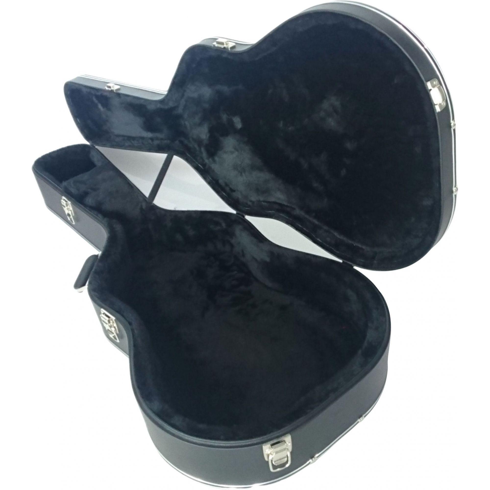 Case Para Violão Classico Luxo Bordado Takamine