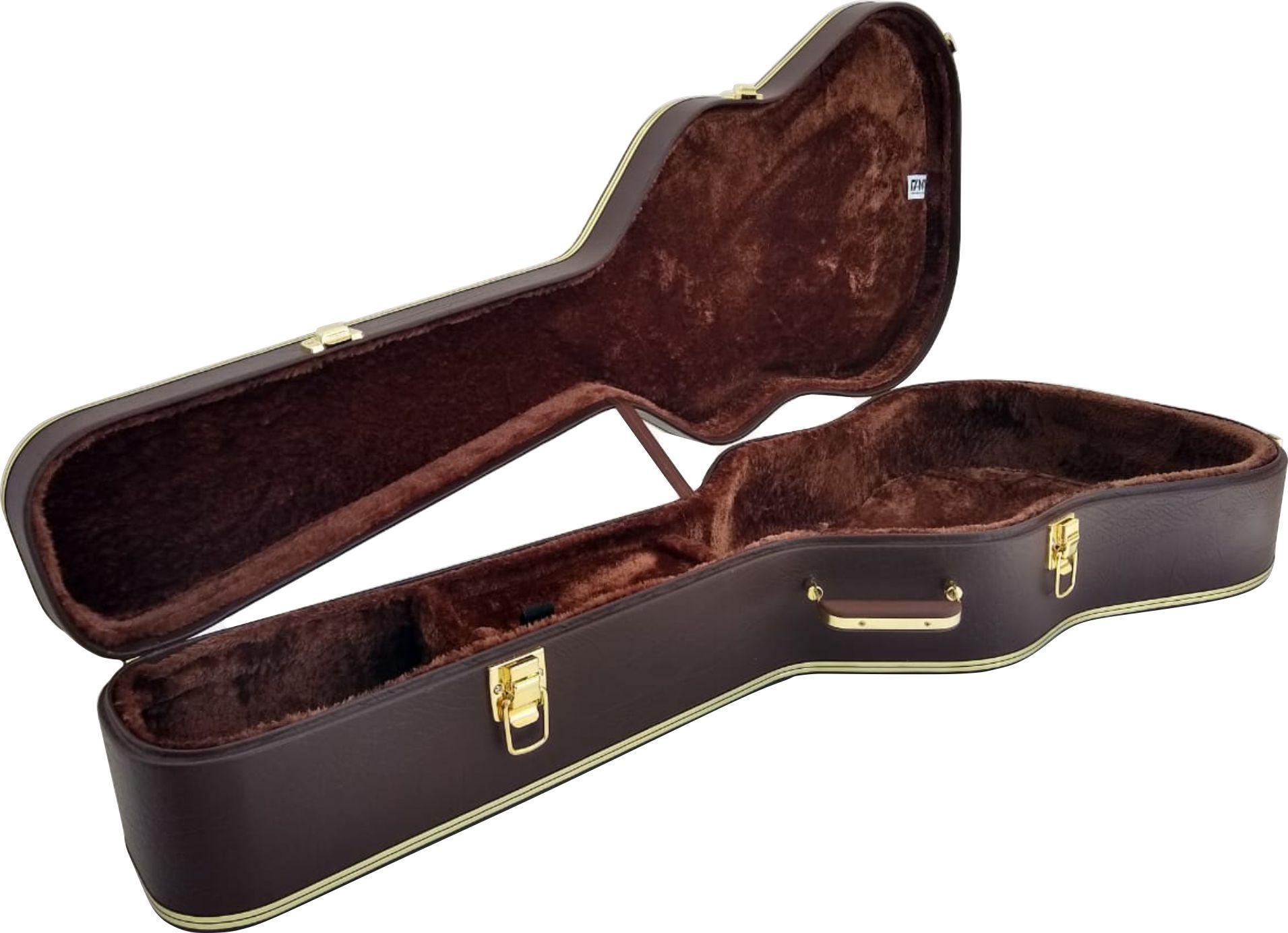 Case Para Violão Classico Tagima Takamine Extra Luxo