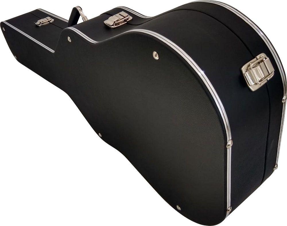 Case Para Violão Folk 12 Cordas Luxo