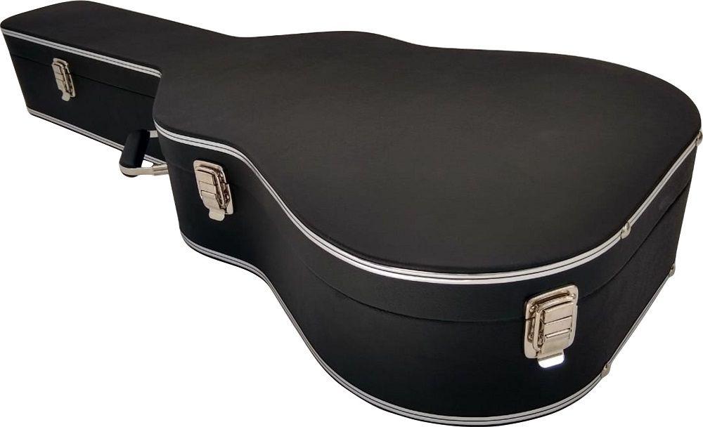 Case Para Violão Mini Jumbo Luxo