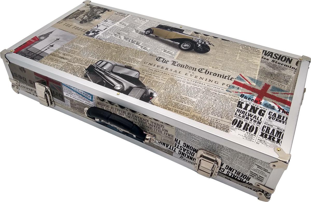 Case Pedais Pedaleira Boss Line6 Gt10 Gt100 Gt1000 Zoom London
