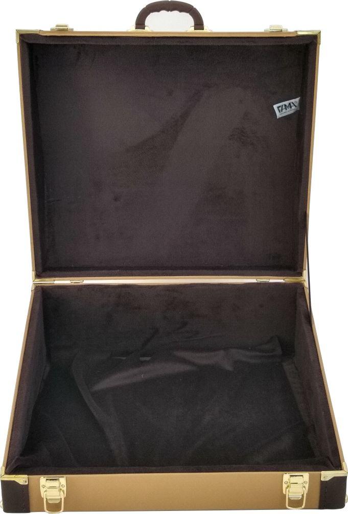 Case Térmico Para Acordeon 120 Baixos Tweed