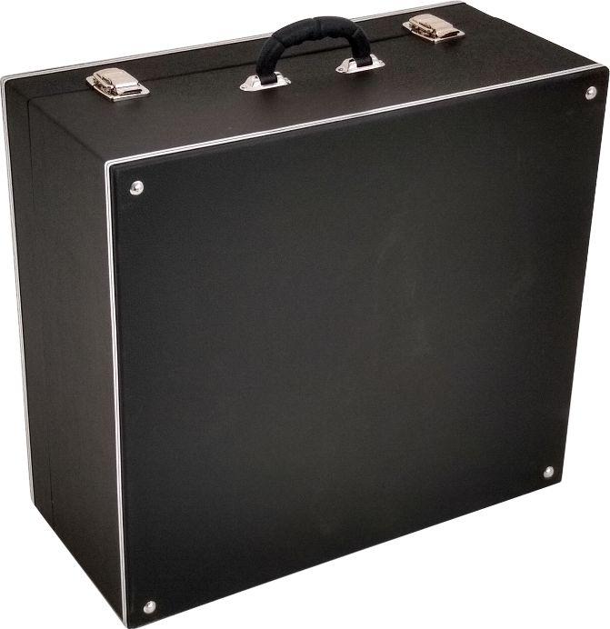 Case Térmico Para Acordeon 80 Baixos Quadrado Luxo