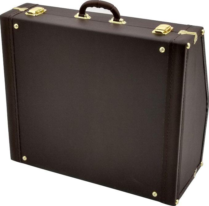 Case Térmico Para Acordeon 80 Baixos Todeschini Extra Luxo