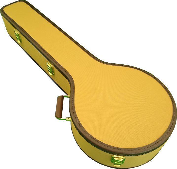 Case Térmico Para Banjo Country Americano Tweed