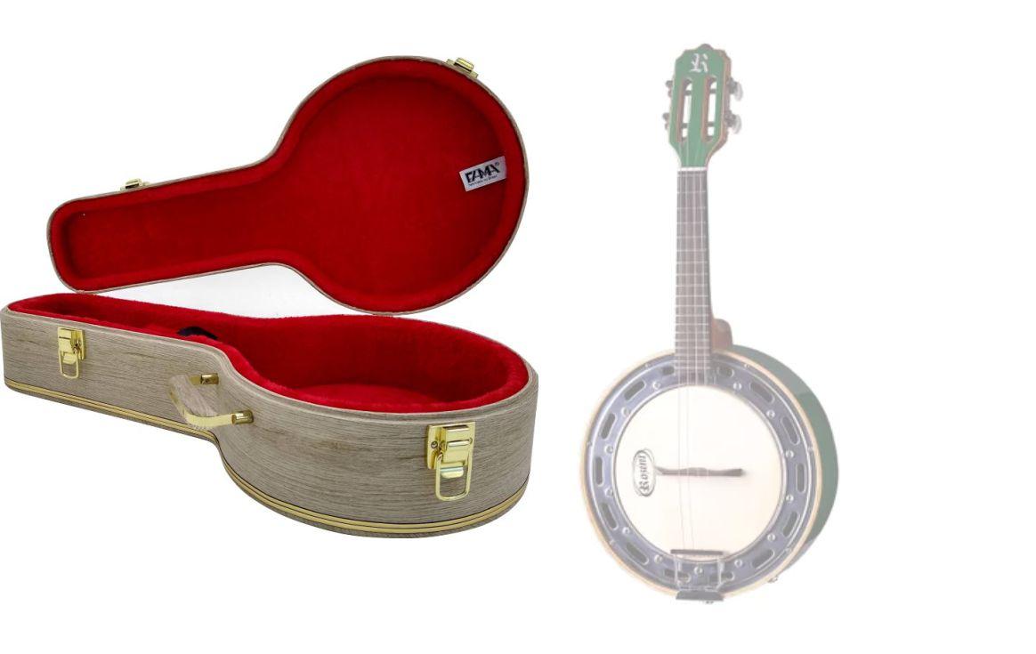 Case Térmico Para Banjo Jasper