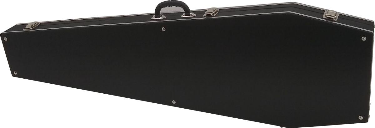 Case Térmico para Contrabaixo Formato Caixão Luxo