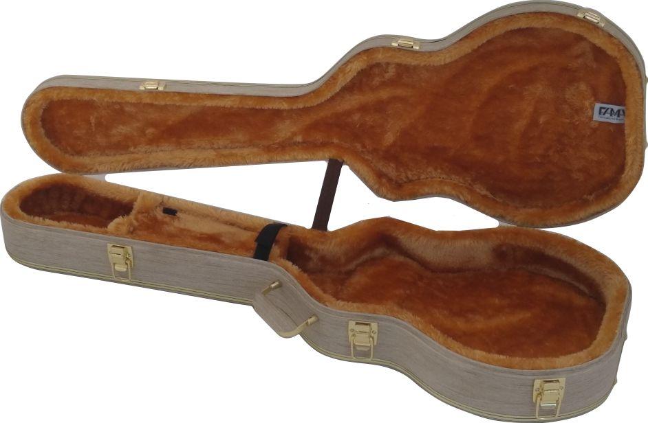 Case Térmico para Guitarra Les Paul Logo Epiphone Jasper