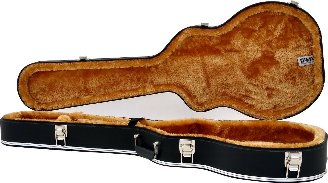 Case Térmico para Guitarra Les Paul Logo Gibson USA