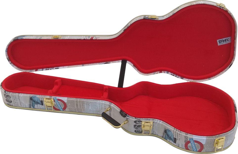 Case Térmico para Guitarra Les Paul London
