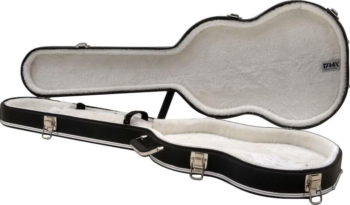 Case Térmico para Guitarra Sg Logo Gibson Luxo
