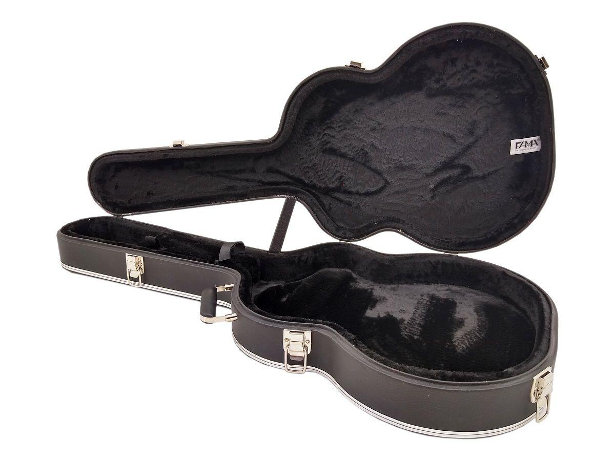 Case Térmico Para Violão Flat Luxo