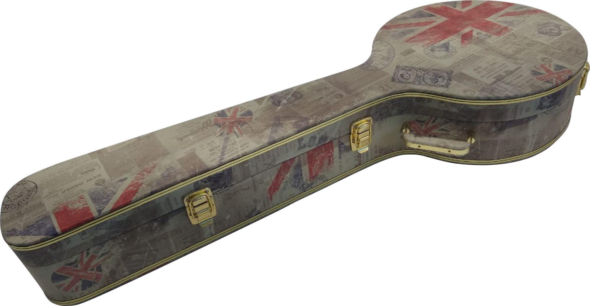 Case Térmico Para Banjo Country Americano London