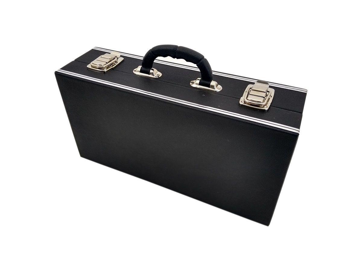 Estojo Case Para Clarineta Fundo Falso Luxo