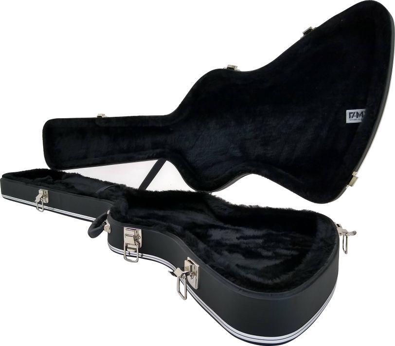 Estojo Case Para Guitarra Explorer Luxo