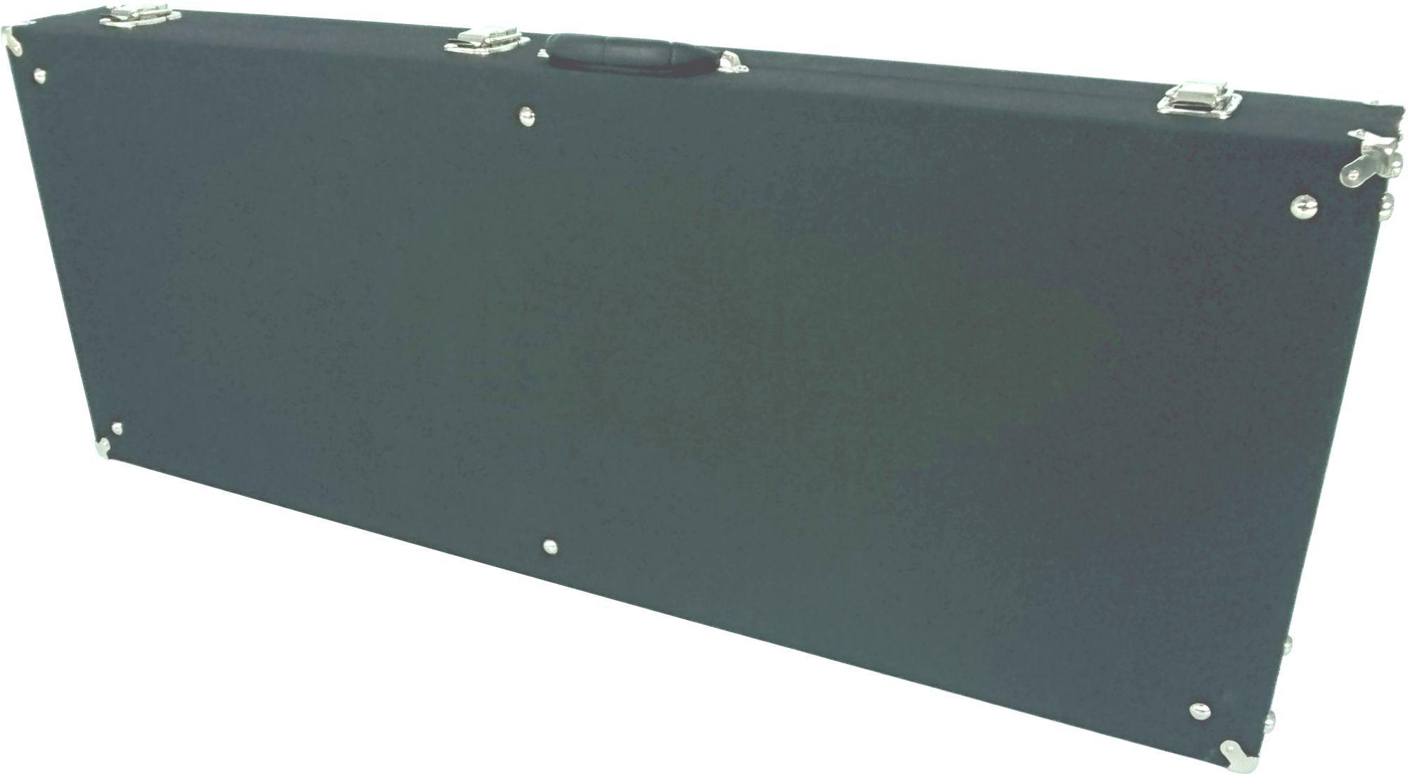 Estojo Case Para Guitarra Strato Fender Ibanez Les Paul