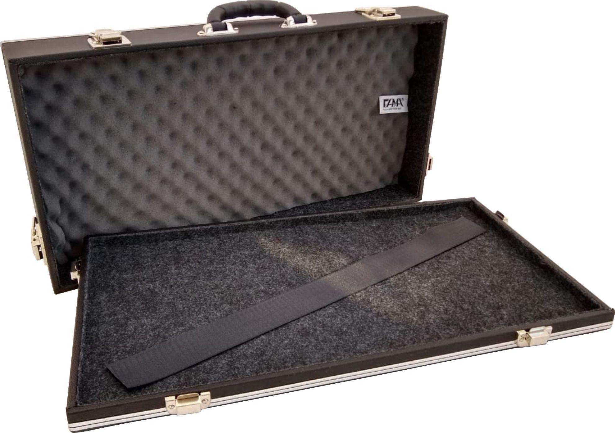 Estojo Case Para Pedaleira Gt 100 Luxo - 67 X 33 X 10 Cm