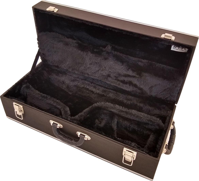 Estojo Case Para Sax Alto Com Compartimento
