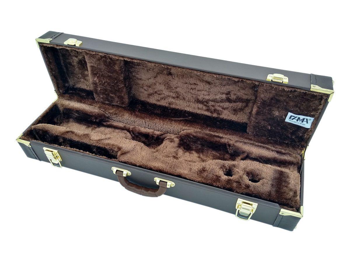 Estojo Case Para Sax Soprano Extra Luxo