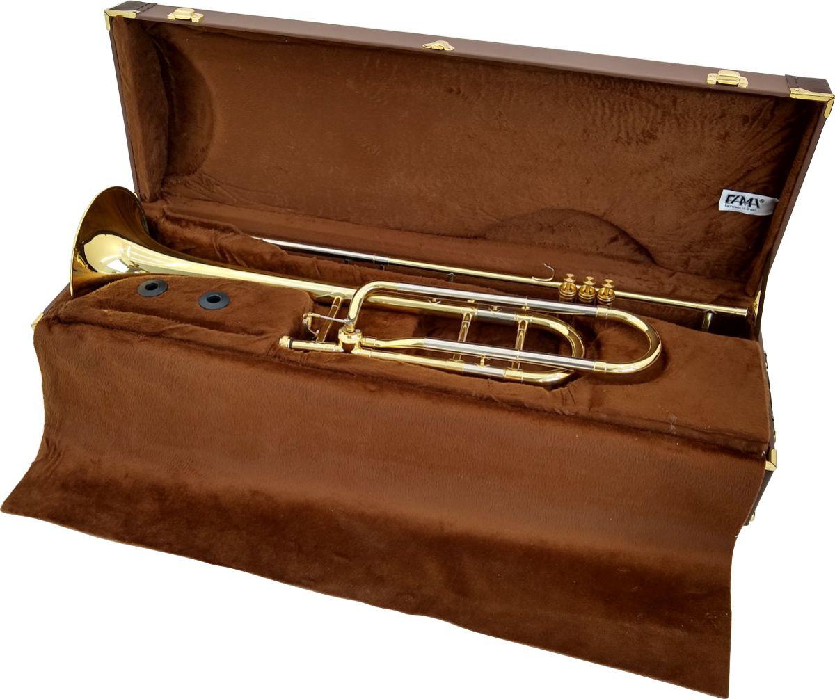 Estojo Case Para Trombone Longo WEINGRILL-NIRSCHL-WNTBV3