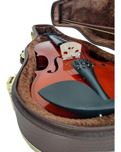 Estojo Case Para Viola De Arco Profissional Luthier Eagle
