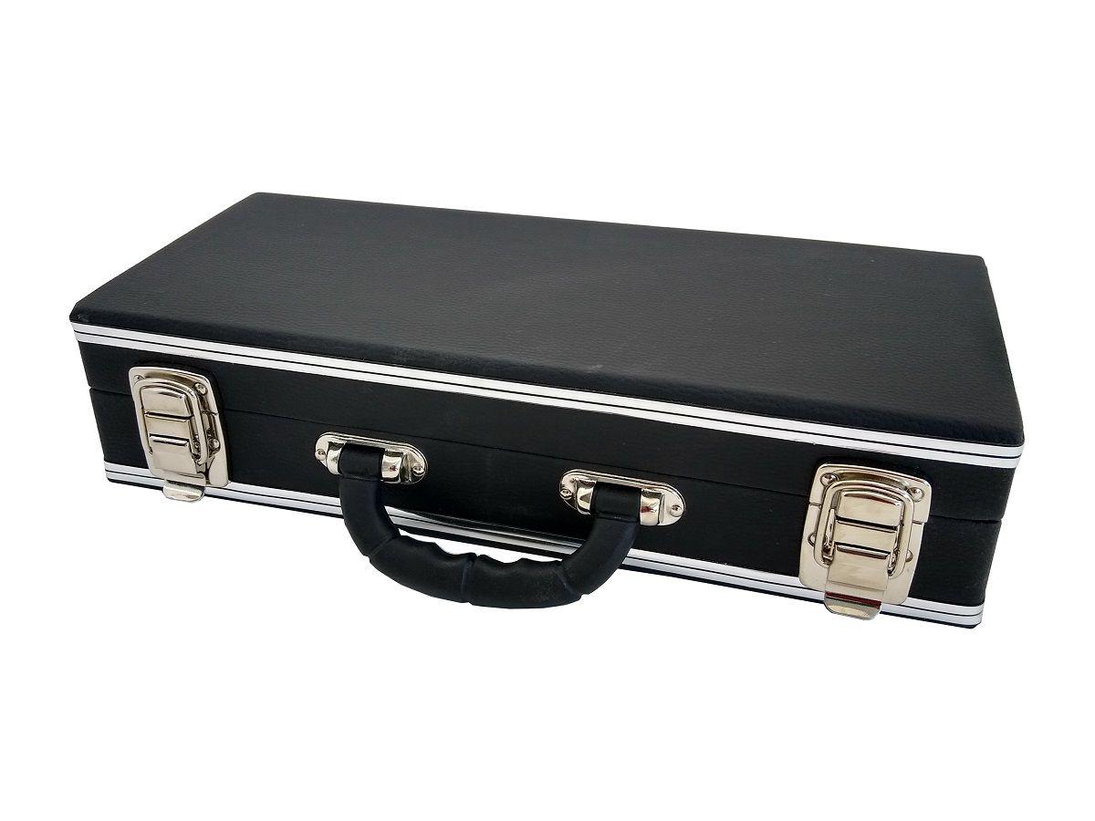 Estojo Case Térmico Para Clarineta Síb Ou Dó Luxo