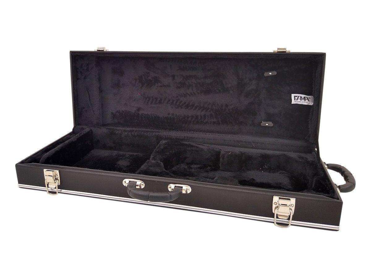 Estojo Para Violino Retangular 4/4 Luxo