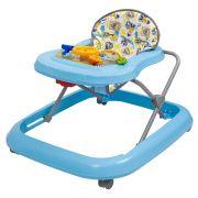 Andador Tutti Baby Toy Musical - Até 15 kg - Azul Bebê
