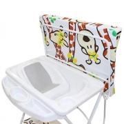 Banheira para Bebê Luxo Galzerano com Trocador - Girafa
