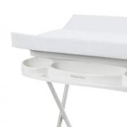 Banheira para Bebê Luxo Galzerano com Trocador - Branco