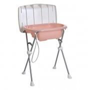 Banheira Para Bebê Burigotto Tchibum - Rose Madder