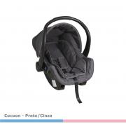 Bebê Conforto  Galzerano Cocoon - Preto/cinza