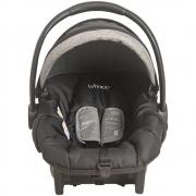 Bebê Conforto Pod Whoop para Carrinho Street Preto e Cinza 419SPC