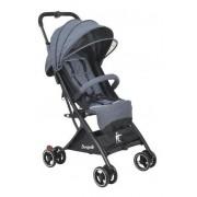 Carrinho De Bebê Burigotto It Gray 0 A 15kg