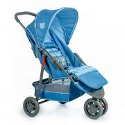 Carrinho de Bebê Delta Azul - Voyage