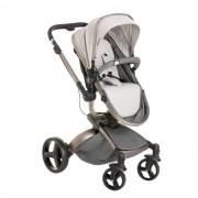 Carrinho de Bebê Galzerano Vulkan Multi Posições – Cinza e Cobre