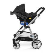 Carrinho de Bebê Travel System Epic Light Onyx + Bêbe Conforto - Infanti