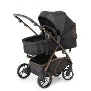 Carrinho de Bebê Dzieco Maly Black Copper