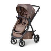Carrinho de Bebê Travel System Maly Chocolate + Bebê Conforto - Dzieco