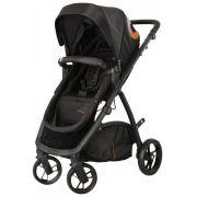 Carrinho de Bebê Travel System Maly Preto PR + Bebê Conforto - Dzieco