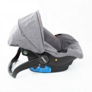 Carrinho  Travel System Infanti  Sky Trio - Grey Classic 0 a 15 kg
