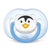 Chupeta Philips Avent Freeflow 6 a 18 meses -  Pinguim