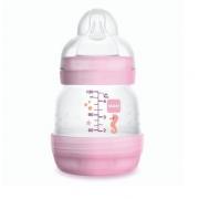 Mamadeira Mam Easy Start 130ml - Embalagem Unitaria Rosa - 4656